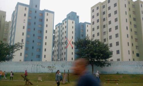 Apartamento Em Condomínio Padrão Para Venda No Bairro Conjunto Habitacional Santa Etelvina Ii, 2 Dorm, 0 Suíte, 1 Vagas, 42,00 M - 926