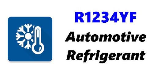 1234yf Carga De Aire Acondicionado Automotriz