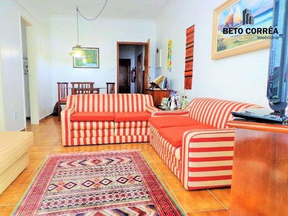 Guarujá, Enseada - Lindo Apto Com 1 Dormitório Próx. A Praia - Ap0132