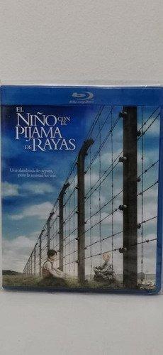 El Niño Con El Pijama De Rayas Blu-ray [nuevo]