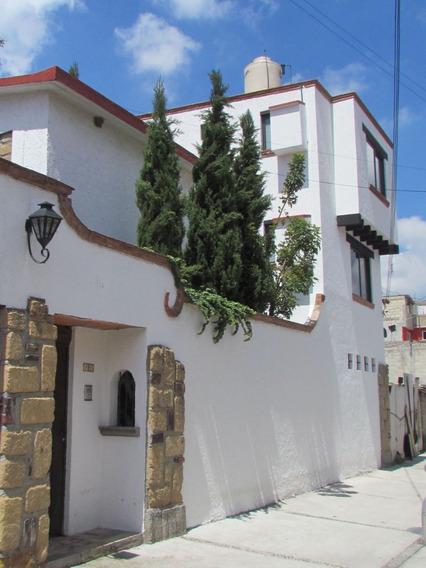 Departamentito Amueblado Para Persona Sola Cerca De Santa Fe