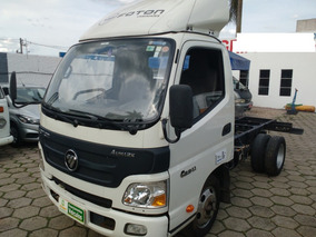 Foton 1039 3110b I26ds Chassi