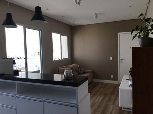 Apartamento Para Venda Em Osasco, Novo Osasco, 3 Dormitórios, 1 Suíte, 2 Banheiros, 2 Vagas - 8616_2-758214