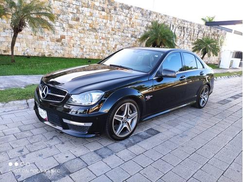 Imagen 1 de 15 de Mercedes-benz Clase C 2012 6.2 63 Amg Coupe Black Series Mt
