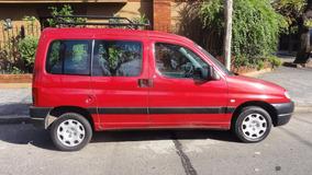 Peugeot Partner. Año 2000. Diesel 1.9 D. Patagónica
