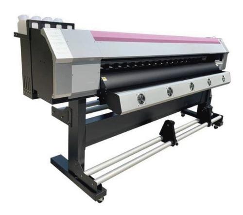Imagen 1 de 1 de Plotter De Impresión Cabezal Epson Xp600 1.6m Sublimación