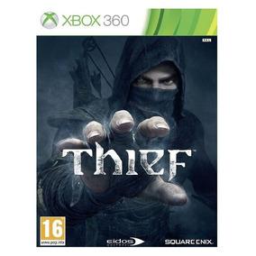 Jogo Thief - Xbox 360 [ Mídia Física E Original ]