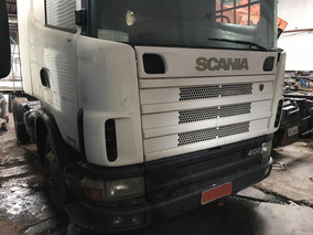 Scania R124 400 R 124 4x2 No Estado = 114 320 Fh380 400 420
