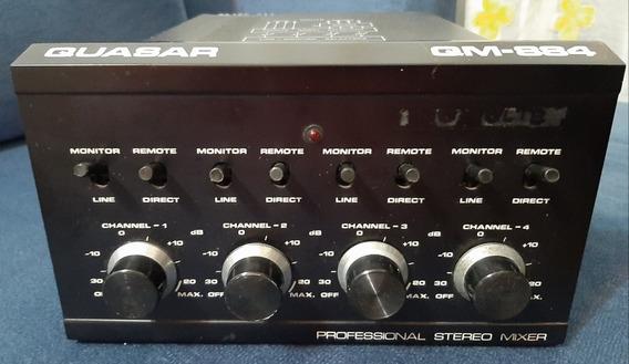 Mixer Stereo Qm-884 - Quasar