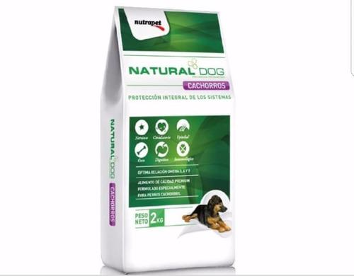 Natural Cachorro 14kg + 2 Pate + 6 Pagos