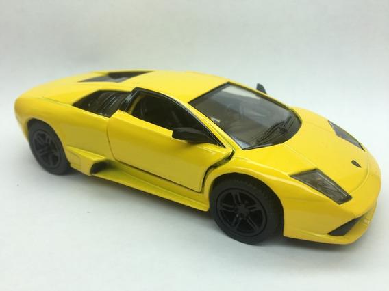 Miniatura Lamborghini Aventador Cores Variadas