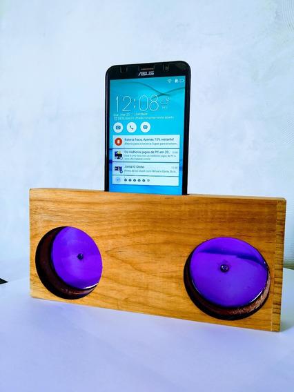 Dock Amplificador Para Celular