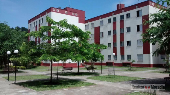Apartamento 1º Andar, Dois Dormitórios - Jardim Da Glória, Cotia. - Ap0440
