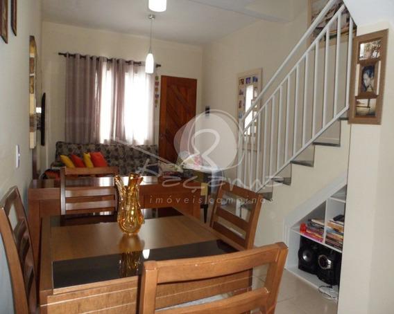 Casa Para Venda No Jardim Novo Campos Eliseos Em Campinas - Imobiliária Em Campinas - Ca00519 - 32499375