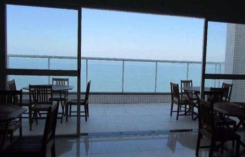Apartamento Com 2 Dormitórios À Venda, 150 M² Por R$ 1.040.000,00 - Embaré - Santos/sp - Ap10388