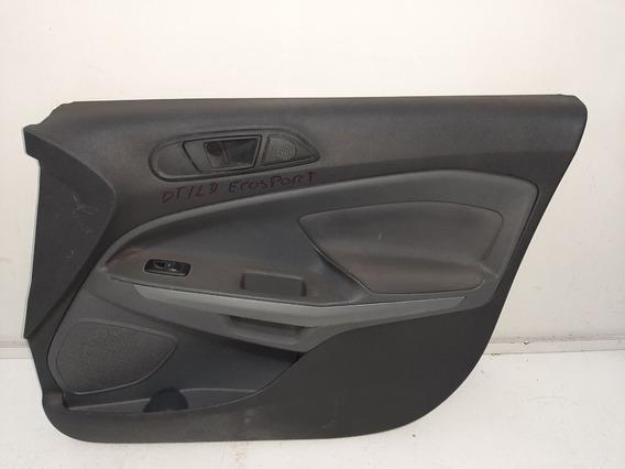 Forro Porta Dianteira Direita Ford Ecosport - Original