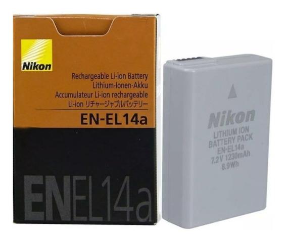 Bateria Nikon En El14a Original