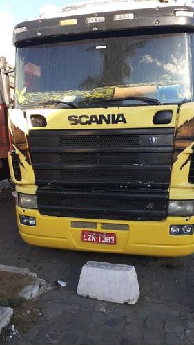 Caminhão Scania P 114 360 4x2 - Ano 1998