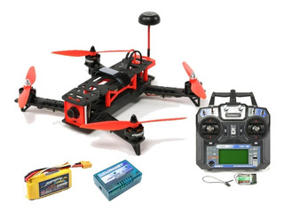 Drone Racer De Carrera Kingkong Fpv 260 / 250 1000tvl Rtf !