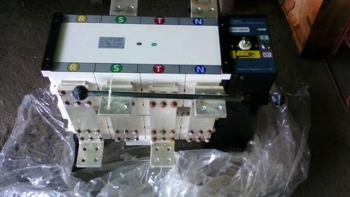 Transferencia Ats Switch Automático 2500 Amp 4 Polos