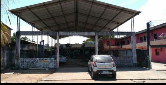 Galpão Próximo Do Centro, Santa Rita, Macapá-ap