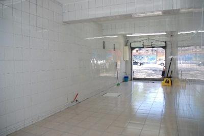 Local De 80m2 En Renta, Ubicado En Avenida Eje Central Lázaro Cardenas.