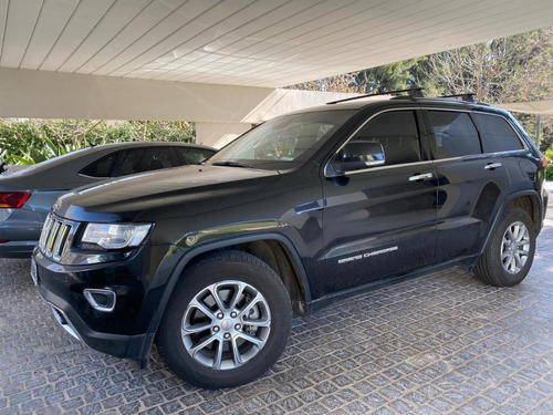 Grand Cherokee 3.6 Limited 2014 Usada - Perfecto Estado