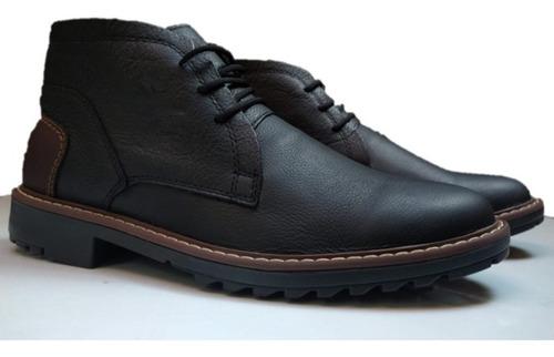 Botas Zapatos De Cuero Premium Para Hombre