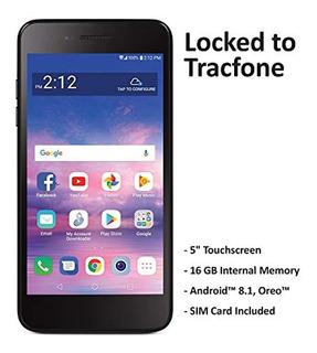 Tracfone LG Rebel 4 4g Lte Smartphone Prepago