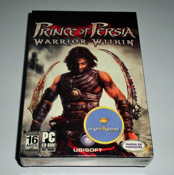 Prince Of Persia Warrior Within | Pc Mídia Física Original