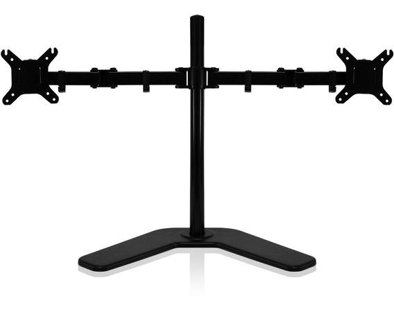 Suporte Monitor Duplo 17 A 32 Articulado De Mesa Mb84328