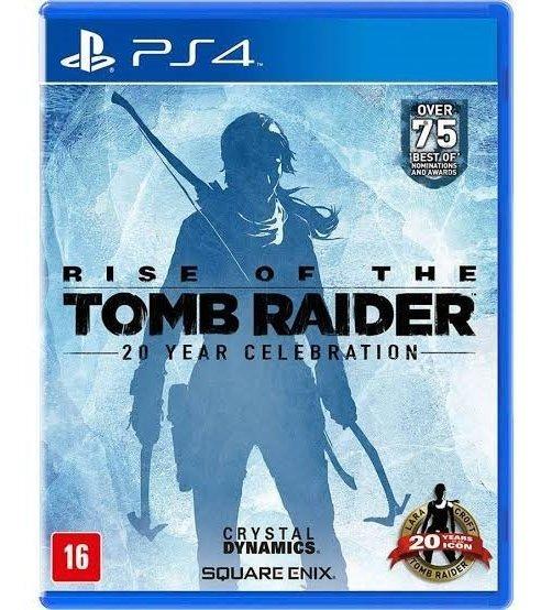 Rise Of The Tomb Raider 1ª Digital Psn