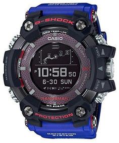 Casio G-shock Rangeman Gpr-b1000 Team Land Cruiser Toyota