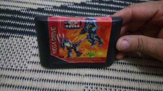 Exo Squad Tec Toy Original Mega Drive
