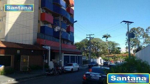 Imagem 1 de 7 de Apartamento Com 3 Dormitórios À Venda, 90 M² Por R$ 280.000,00 - Termal - Caldas Novas/go - Ap0775