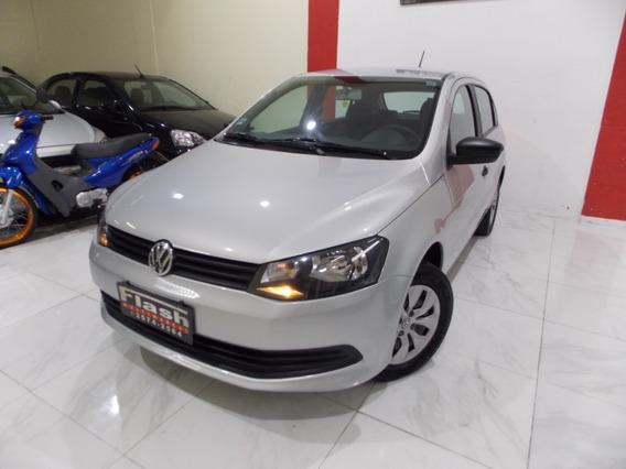 Volkswagen Gol G6 1.0 4 Portas 2015 Completo Flex (novo)