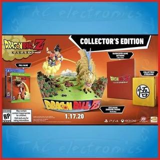Dragon Ball Z Kakaroto Collectors Ps4 Xbox | Precio Promo !