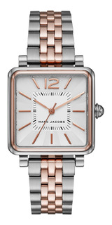 Reloj Marc Jacobs Stainless Steel 2t Silver