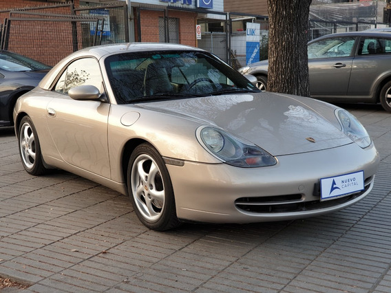 Porsche 911 Carrera 3600 2001
