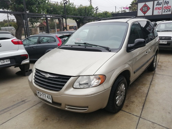 Chrysler Caravan Voyager 3.3