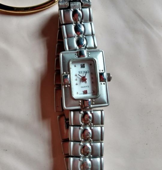 Relógio Seiko Quartz Antigo