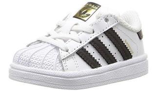 Adidas ORIGINALS Superstar Zapatillas para Cuna para niños