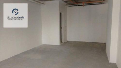 Conjunto Para Alugar, 39 M² Por R$ 1.700,00/mês - Alto Da Boa Vista - São Paulo/sp - Cj0023