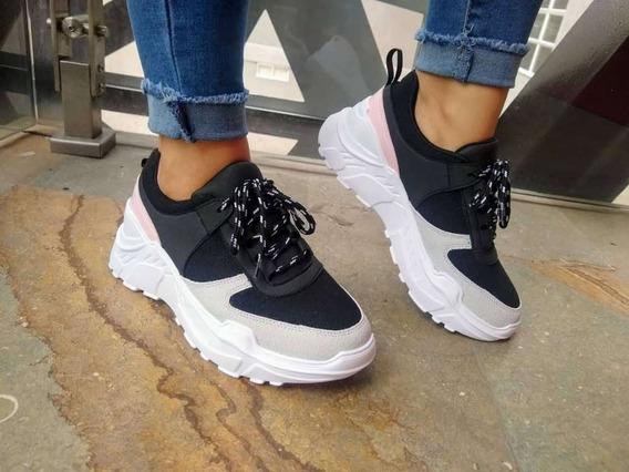 Zapatos Deportivos Dama A La Moda
