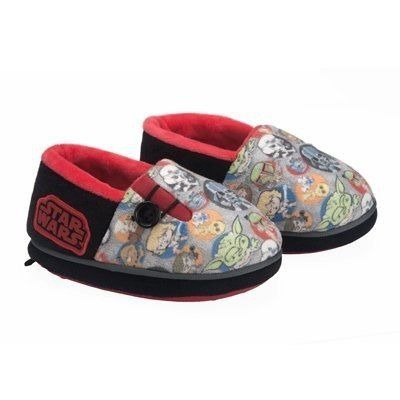 Pantufa Darth Vader Star Wars Infantil 32 Ricsen Kick 21-27