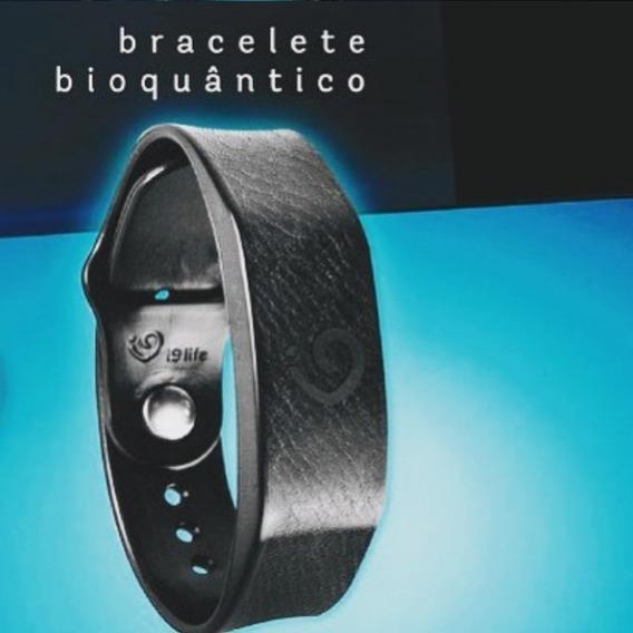 Pulseira Magnética Bracelete Bioquantica Equilíbrio Original