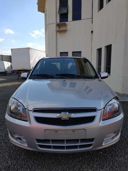 Chevrolet Celta Lt 2015 4 Pneus Novos Todo Revisado