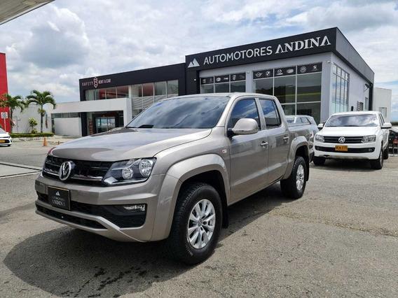 Volkswagen Amarok Comfortline At 4x2 2019 Rwd 2.0aut.sec 207