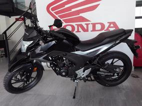 Cb160finvicta Color Negro Honda Nueva Año 2018