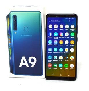 Telefonos Celulares Samsung Galaxy A9 (2018) 128gb Telcel (g)